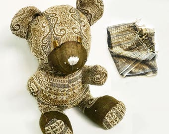 Turn Baby Clothes into Teddy Memory Teddy Bears from Old Clothes Teddy Bear Keepsake Bears made from Clothing