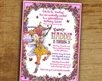 Well known Fancy nancy party | Etsy VF87