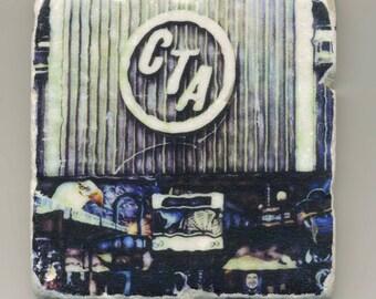 CTA  - Original Coaster