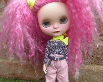 Blythe Summer Pants & Tee  (BD12517)