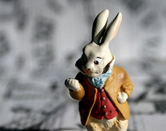 Alice In Wonderland - The White Rabbit - Photograph - Various Sizes