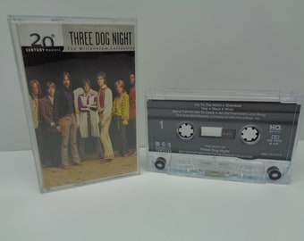 The Best of Three Dog Night Millennium Collection Cassette