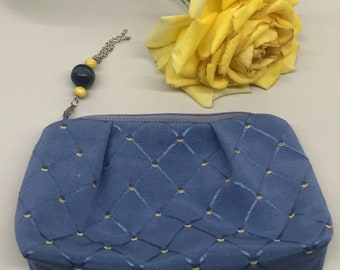 The Scarlet Cosmetic Bag_Blue