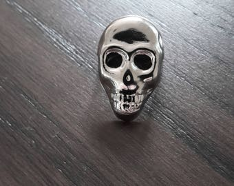 Skull Studs for Clothes Bags Jackets Decoration