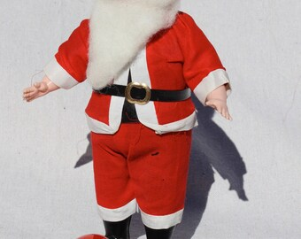 Vintage Santa Clause Doll