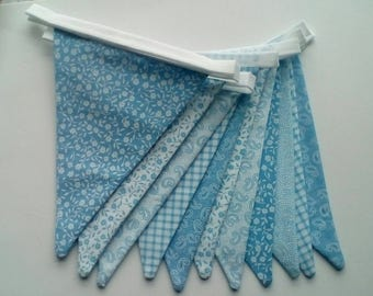 Double sided bunting