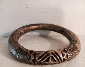 Antique bangle yamani bracelet