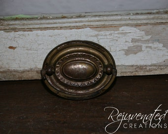 Vintage Drawer Pull Dresser Pulls Furniture Pulls Drawer Handles Furniture Handles