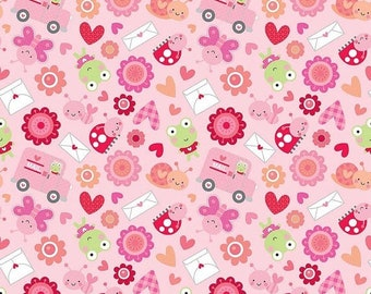 EXTRA 20 50% OFF Lovebugs Friends Pink