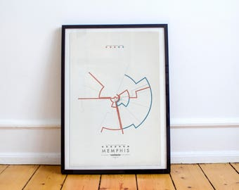 New Orleans Centroute Map