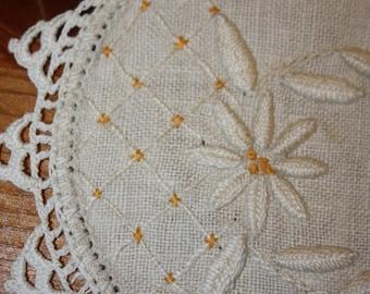 Set of Daisy Bureau Scarves