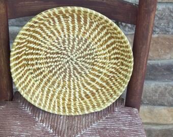 Fanner Sweetgrass Basket (style 1)