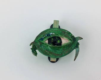 Handmade Dragon Eye Magnet