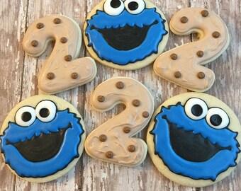 Cookie Monster Set (1 Dozen)