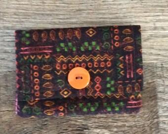 Cute Tribal Pocket Wallet