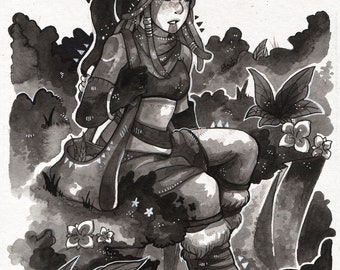 Illustration A4 - Hati