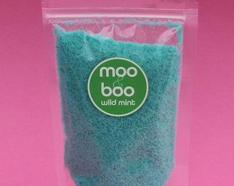 Bath Salts, Bath Soak, Mineral Bath Salts, Bath Tea, Wild Mint Scent