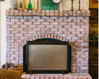 Chill out fireplace draft eliminator metal fireplace screencover solutioingenieria Choice Image