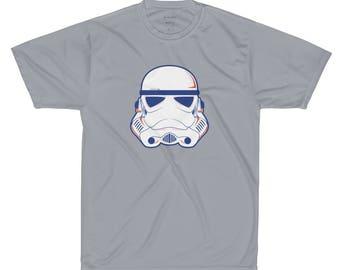 Storm Trooper Helmet Performance T-Shirt