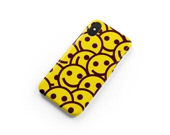 Smiley iPhone Case Smiley Phone Case Classic Smiley iPhone 6 case, iphone 6 plus case, iphone 7, iphone 7 plus ,8, 8plus, iphone x