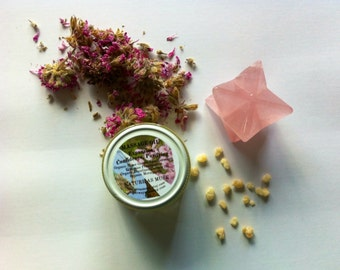Massage Oil- Rose Geranium and Frankincense