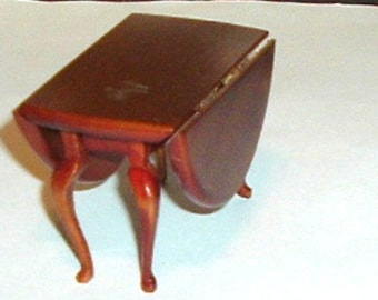Miniature TABLE FOLDING
