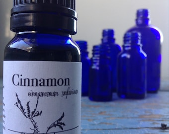 Cinnamon Bark Essential Oil - Essential Oils Aromatherapy Pure Essential Oil Therapeutic Essential Oils Autumn Scent
