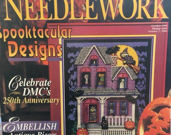 Cross Stitch and Needlework Magazine