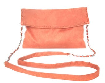 Sierra Clutch - Peach