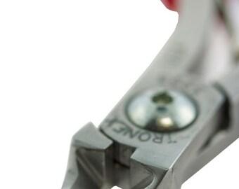Tronex 5223 Tapered Head Razor Flush Cutter - Short Handle  (PL35223)