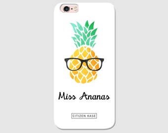 Case for iPhone 6 / 6s Miss pineapple Citizen Kase