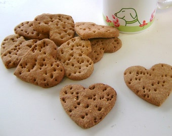 Liver Lover Dog Biscuits Gourmet Dog Treats 1 lb.