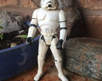 1996 Star Wars Storm Trooper, Kenner, Power of the Force