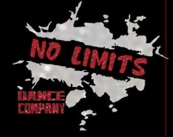 No Limits Splatter Design