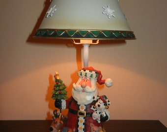 Christmas Santa Claus Light - Great for Child's Room