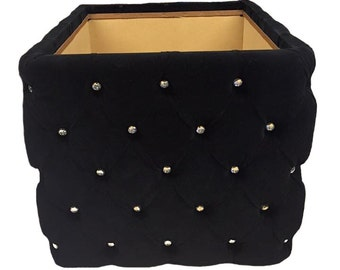 Ottoman With Storage Cube Ottoman Tufted Square Ottoman Cube Tufted Storage  Ottoman Upholstered Ottoman Coffee Table