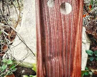 Lyre - Black Walnut - Pentatonic Scale