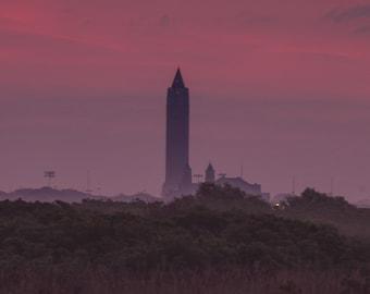 Pink Dawn at Jones Beach Needle