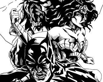 DC legendary 3