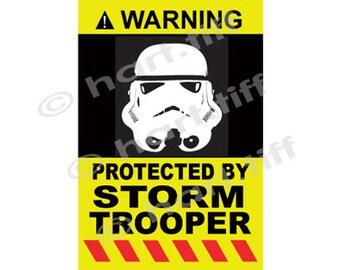 Funny morale sticker
