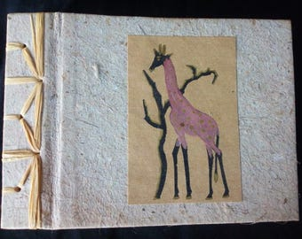Recycled paper, sketch book, journal, photo album,art book