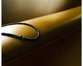 Midnight blue bracelet for men