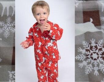 Plaid Christmas Pajamas