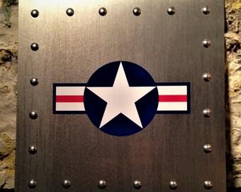 US Aircraft Star