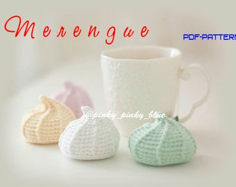 Merengue Crochet Pattern