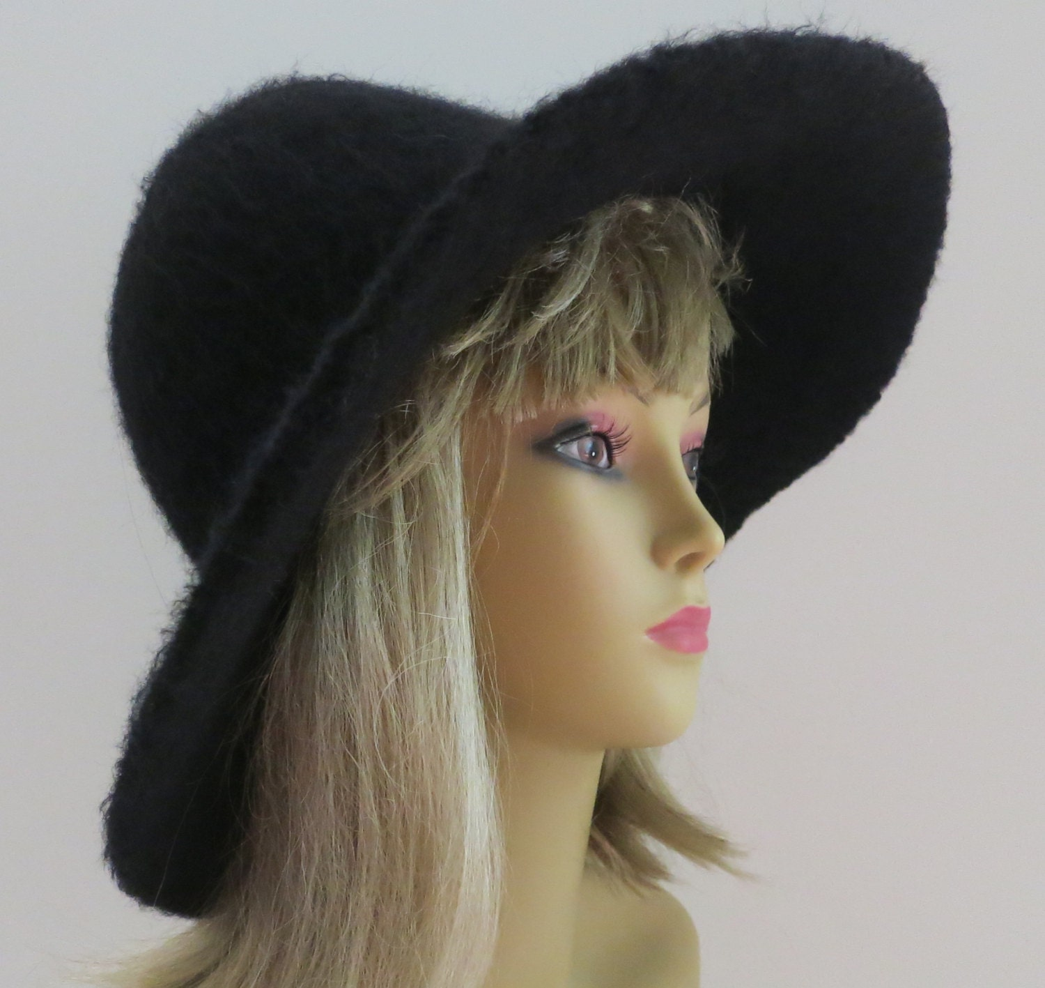 Felted Knit Hat Pattern Gallery - handicraft ideas home decorating