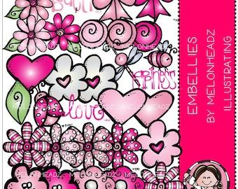 Embellishments clip art - Mikella's Embellies