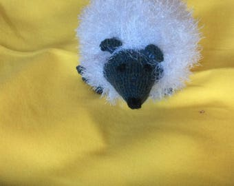 Hedgehog knitted