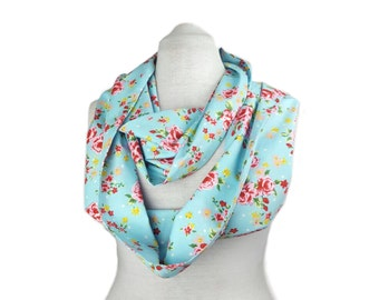 Modal Scarf - Blushing Bride floral by VIDA VIDA Cheap Discount Collections Supply Sale Excellent 2M9Hnf6