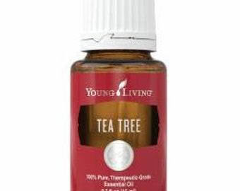 Young Living Tea Tree   Essential Oil sample; 1mL, 1.5mL, 2mL, 3mL sample